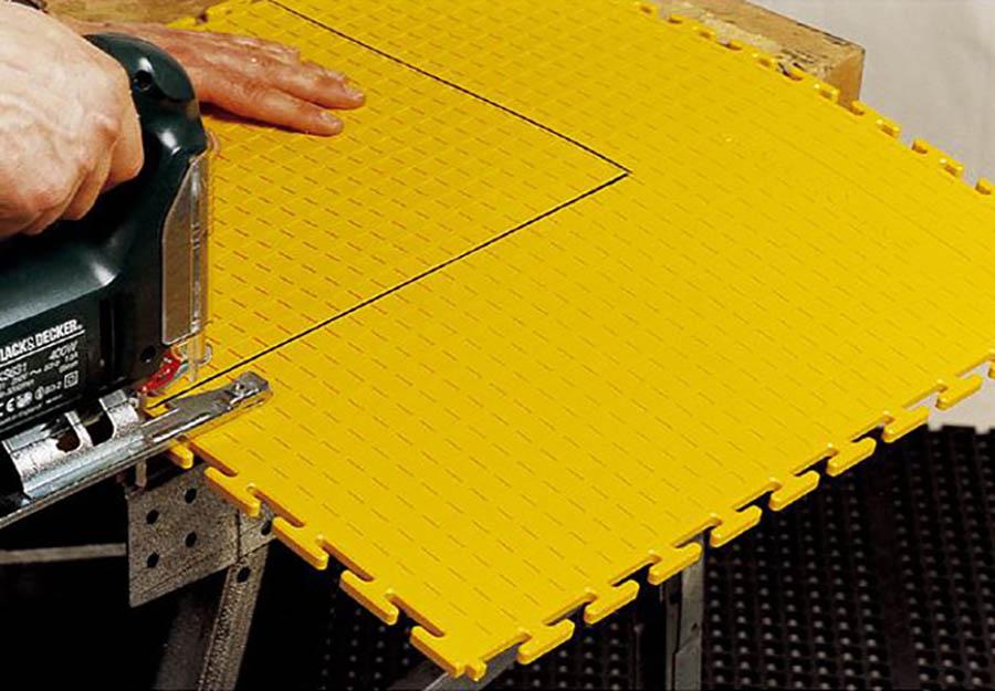 Gut bekannt PVC Boden verlegen einfach erklärt - floorwork.eu VQ07