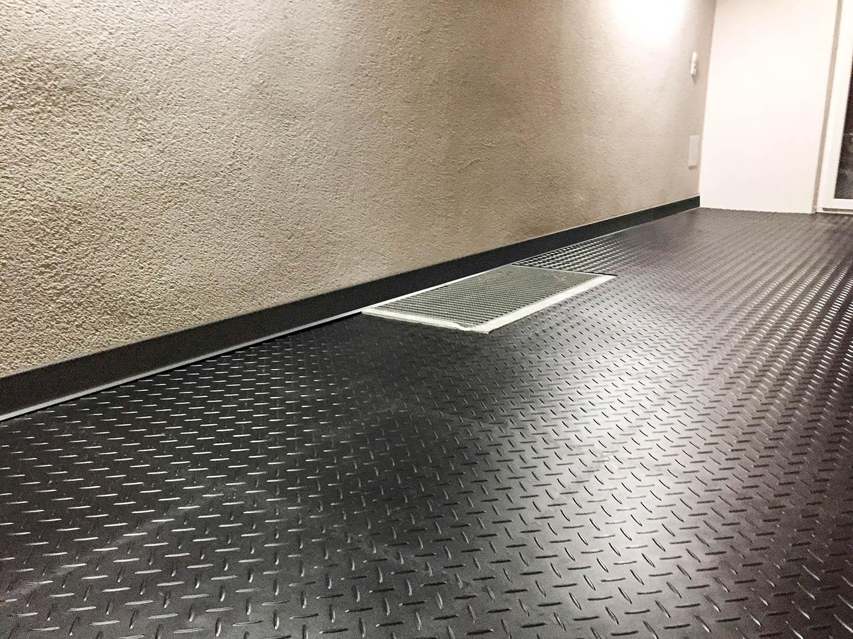 garage pvc boden floorwork. Black Bedroom Furniture Sets. Home Design Ideas